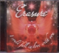 ERASURE I Could Fall In Love With You USA CD5 w/7 Tracks