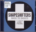 SHAPESHIFTERS Back To Basics EU CD5