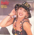 KYLIE MINOGUE Hand On Your Heart AUSTRALIA 7
