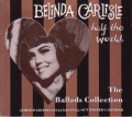 BELINDA CARLISLE Half The World UK CD5 Ltd.Edition w/Poster