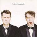PET SHOP BOYS Actually UK 2CD Reissue Remastered CD w/Bonus Disc