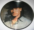 U2 New York 15.8.1984 USA LP Picture Disc
