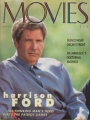 HARRISON FORD Movies (5/92) USA Magazine