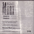 RICHARD MARX Angelia USA CD5 Promo
