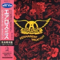 AEROSMITH Permanent Vacation JAPAN CD 20bit K2 Mastering
