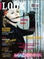 MADONNA Look (8-9/06) ITALY Magazine