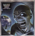 IRON MAIDEN Different World EU 7