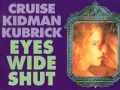 EYES WIDE SHUT Original JAPAN Movie Program TOM CRUISE  NICOLE KIDMAN