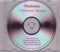 MADONNA Celebration Remixes USA CD5 Promo