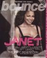 JANET JACKSON Bounce (3/08) JAPAN Magazine