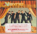 NSYNC No Strings Attached JAPAN CD with BONUS TRACKS!