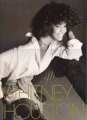 WHITNEY HOUSTON 1990 Feel So Right JAPAN Tour Program