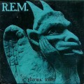 R.E.M. Chronic Town USA LP Blue Vinyl w/5 Trx