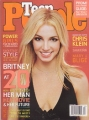 BRITNEY SPEARS Teen People (3/02) USA Magazine w/Color Cover