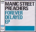 MANIC STREET PREACHERS Forever Delayed EP JAPAN CD5 w/6 Tracks