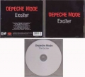 DEPECHE MODE Exciter USA Remaster Collectors Edition CD+DVD Advance Promo