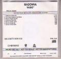 MADONNA Music USA CD5 Promo Test Pressing w/7 Mixes
