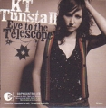 KT TUNSTALL Eye To The Telescope USA CD Promo w/12 Tracks