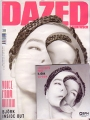 BJORK Dazed & Confused (9/04) UK Magazine w/Bjork CD-ROM