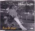 WHITNEY HOUSTON I'm Your Baby Tonight GERMANY CD5