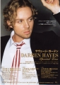 DARREN HAYES 2002 JAPAN Promo Tour Flyer
