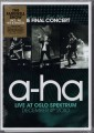 A-HA Ending On A Hight Note: Final Concert EU DVD