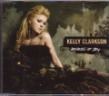 KELLY CLARKSON Because Of You AUSTRALIA CD5 w/4 Tracks