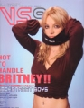 BRITNEY SPEARS VS9 (4/2002) JAPAN Magazine