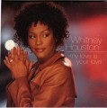 WHITNEY HOUSTON My Love Is Your Love USA CD5 Stickered Promo