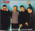 SON BY FOUR Purest Of Pain A Puro Dolor (Remixes) USA CD5