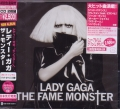 LADY GAGA The Fame Monster JAPAN 2CD w/Bonus Tracks