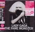 LADY GAGA The Fame Monster JAPAN 2CD w/Bonus Tracks
