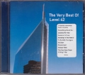 LEVEL 42 The Very Best Of Level 42 UK CD