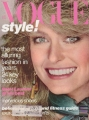 FARRAH FAWCETT Vogue (7/78) USA Magazine