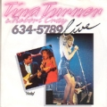 TINA TURNER 634-5789 HOLLAND 7''