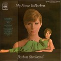 BARBRA STREISAND My Name Is Barbra JAPAN LP