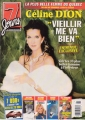 CELINE DION 7 Jours (10/24/98) CANADA Magazine