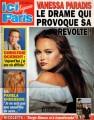 VANESSA PARADIS Ici Paris (2/22-28/95) FRANCE Magazine