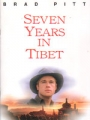 SEVEN YEARS IN TIBET  Original JAPAN Movie Program  BRAD PITT