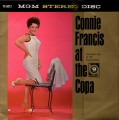 CONNIE FRANCIS At The Copa JAPAN LP