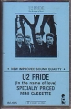U2 Pride CANADA Cassette Single w/5 Tracks