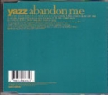 YAZZ Abandon Me GERMANY CD5 w/5 Mixes