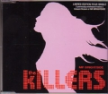 KILLERS Mr. Brightside AUSTRALIA CD5 Ltd. Edition Tour Single