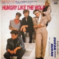 DURAN DURAN Hungry Like The Wolf JAPAN 7