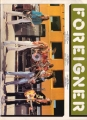 FOREIGNER 1978 JAPAN Tour Program