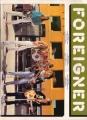 FOREIGNER 1978 JAPAN Tour Program