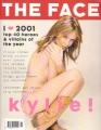 KYLIE MINOGUE The Face (1/02) UK Magazine