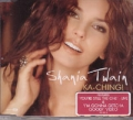 SHANIA TWAIN Ka-Ching! EU CD5 w/Live Track & Video
