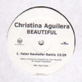 CHRISTINA AGUILERA Beautiful USA Double 12