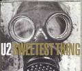 U2 Sweetest Thing UK CD5 w/2 Live Tracks
